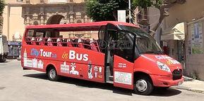 Bus hop on hop off Marsala