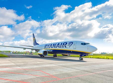 Grandi sconti ed incremento dei viaggi, le previsioni di Michael O'Leary - CEO Ryanair