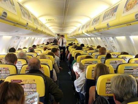 Ritorno da Sanremo, si canta sul volo Ryanair da Genova a Birgi!