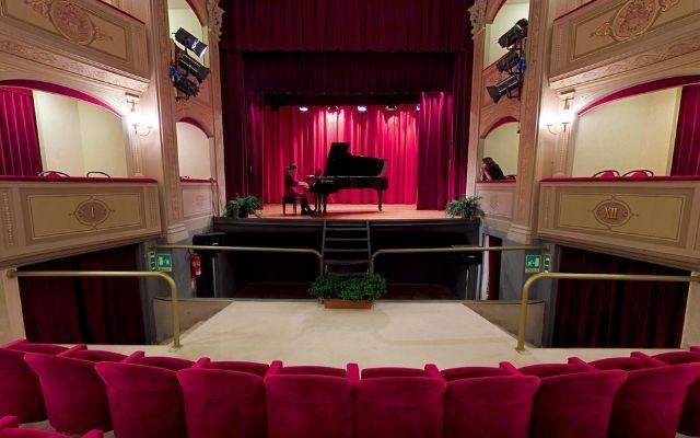 Teatro Comunale Sollima