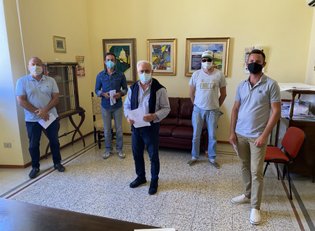 La task force #marsalariparte incontra le Istituzioni