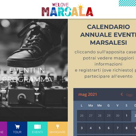 Eventi e Covid, la soluzione da WeLoveMarsala