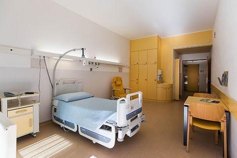 pulizia strutture sanitarie