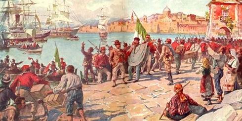 Sbarco di Garibaldi