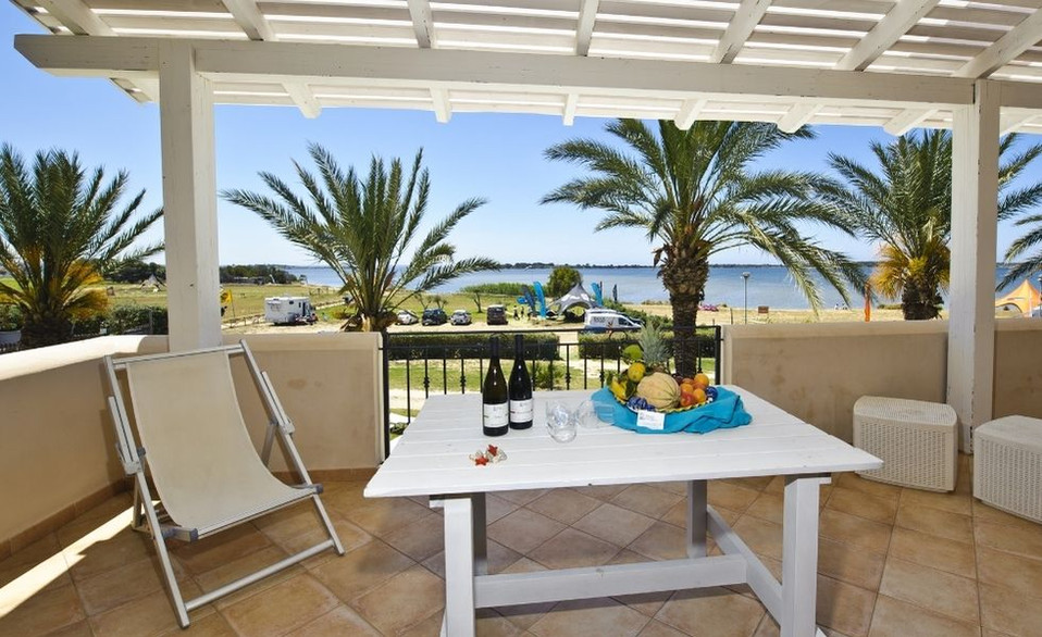 Resort Santa Maria vista mare