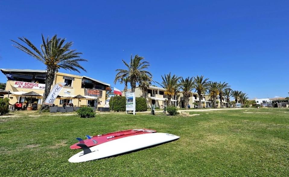 Resort Santa Maria vista giardino