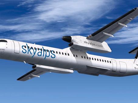 Chi è SkyAlps? Nuovi collegamenti Birgi/Roma/ Bolzano.