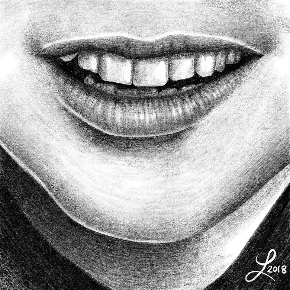 Smile Pencil Study