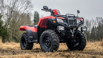 Honda ATV er tilbake i Norge, og importør Kellox satser stort