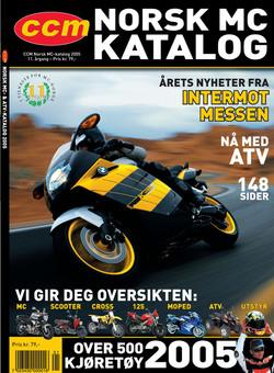 Norsk MC & ATV-Katalog 2005