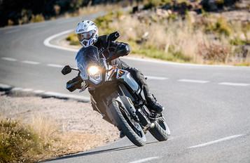 Test av KTM 1090 Adventure – Finslipt råskap