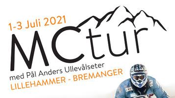 Lyst på en real MC-tur med Pål Anders Ullevålseter?