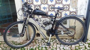 Har du tråsykkel, har du motorsykkel!