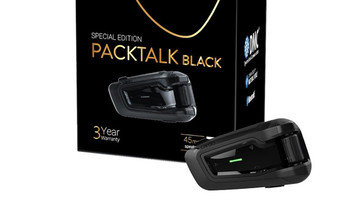 Produkttest: Cardo Packtalk Black Special Edition