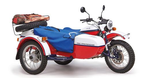 MoBed motorsykkel telt