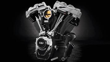 Harley-Davidson lanserer enda større motor