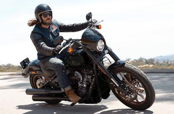 Harley-Davidson Low Rider S, født på nytt med Softail-ramme