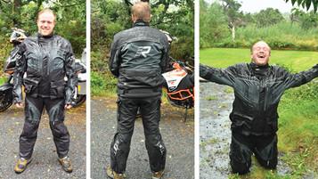 Produkttest: Rukka R.O.R jakke og bukse