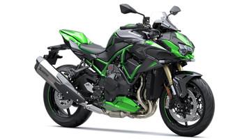 Kawasaki lanserer SE-utgave av Z H2