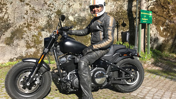 Brukttest: Harley-Davidson Softail Fat Bob 114