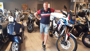Motorcenteret AS i Asker har flyttet til Bærum
