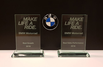 MC Oslo største BMW-forhandler i Norden