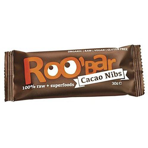 Roobar Kakao & Mandlen Nibs 50G