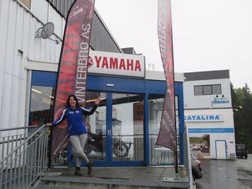 Yamaha Vinterbro AS flytter til Oslo i august