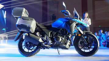 Nye 250'er fra Suzuki