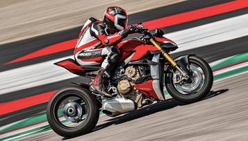 Ducati slipper nyhetene om 2020-modellene i Rimini rett før EICMA-messen i Milano