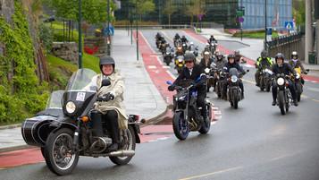 10 år med The Distinguished Gentleman's Ride