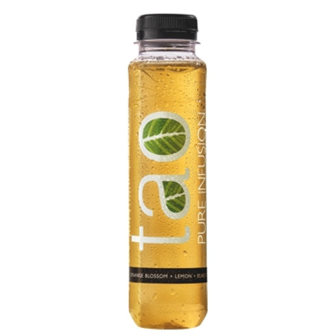 Tao Black Tea Orange Blossom & Lemon 330 ml