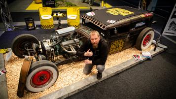 Oslo Motor Show 2021 arrangeres 29.–31. oktober