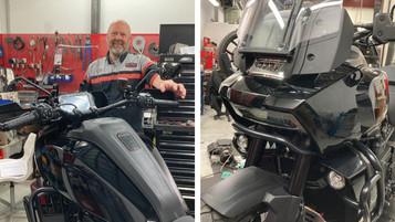 Harley-Davidson Pan America har endelig ankommet norsk jord