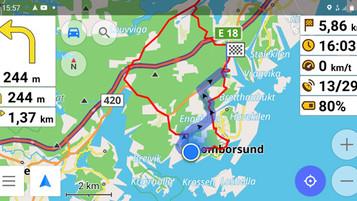 Alternativ til GPS