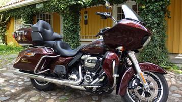 Brukttest: Harley-Davidson FLTRU Road Glide Ultra