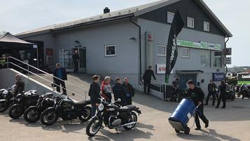 AGM Week hos Alf Graarud Motor – nå kan du prøvekjøre drømmesykkelen din!