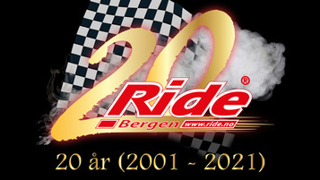 Ride Bergen feirer 20 år!