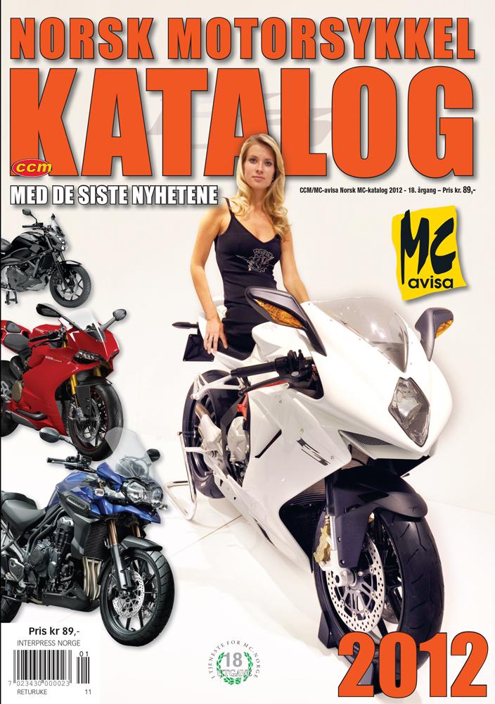 Norsk MC-katalog 2012