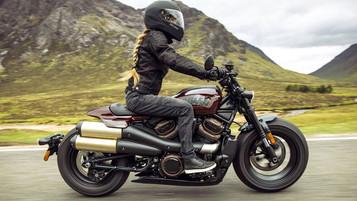 Harleys Sportster har nå blitt Sportster S
