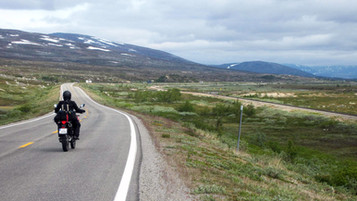 Kubben reiser Norge rundt, del 13