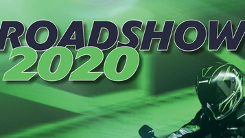 Kawasaki sitt Roadshow 2020 starter nå 18. april