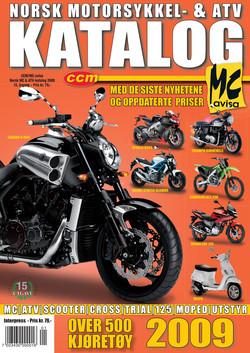 Norsk MC & ATV-Katalog 2009