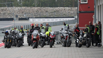 Trygg MC arrangerer kjøretrening på Rudskogen lørdag 23. mai