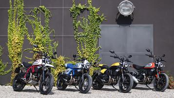 Prøvekjør Ducati Scrambler i Stavanger lørdag denne helgen