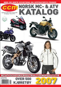 Norsk MC & ATV-Katalog 2007