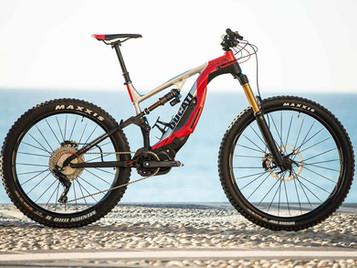 Ducati satser elektrisk – på tråsykkel!