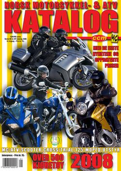 Norsk MC & ATV-Katalog 2008
