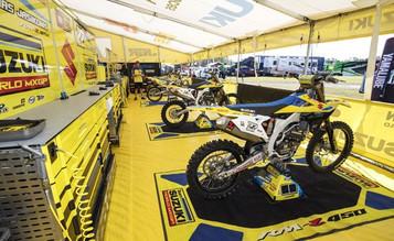 Suzuki trekker seg fra motocross!