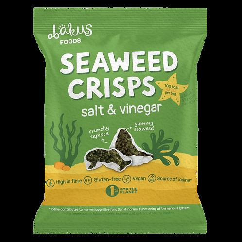 Abakus Seetang Chips Salt & Vineger